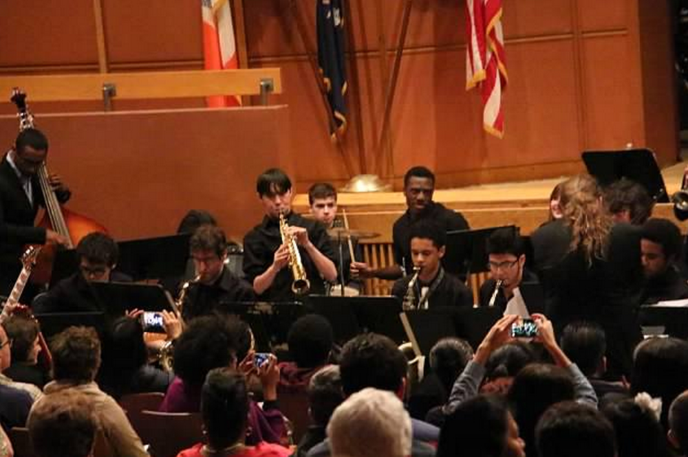 New York City Wide Honors High School Music Festival  |  Mar 7-8, 2014