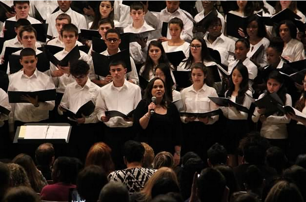 New York City Wide Honors High School Music Festival Mar 7-8, 2014