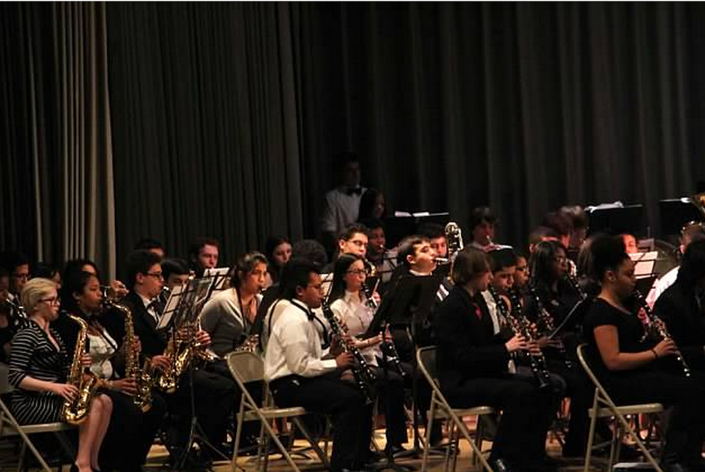 New York City-Wide Honors HS Music Festival Mar 7-8, 2014