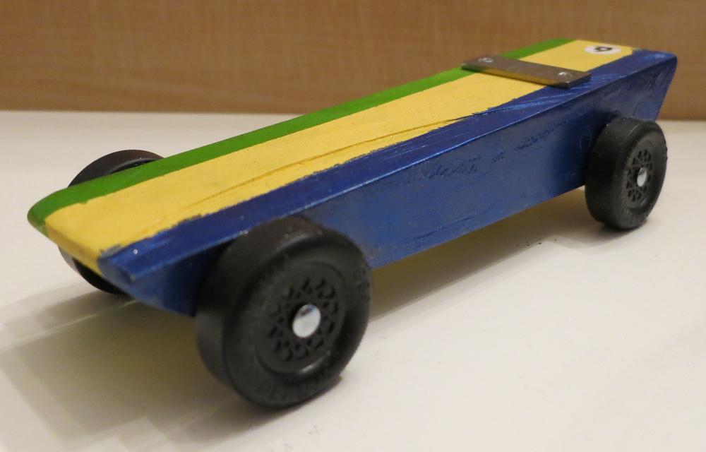 1. Joseph Car 6 Tiger