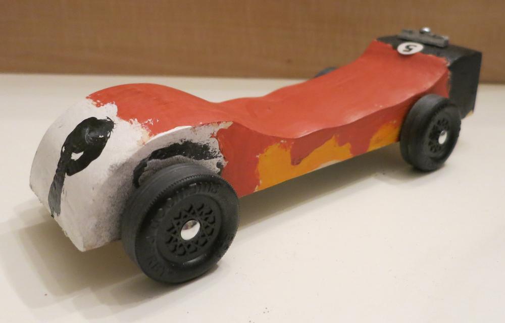 2.William Car 5