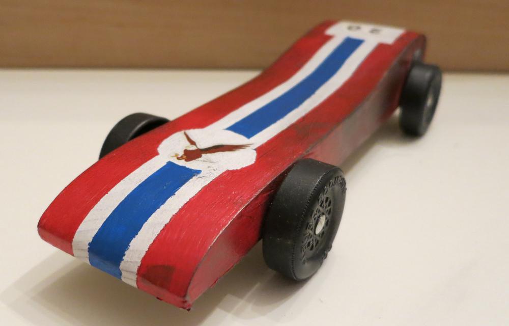 1.Joseph Car 20