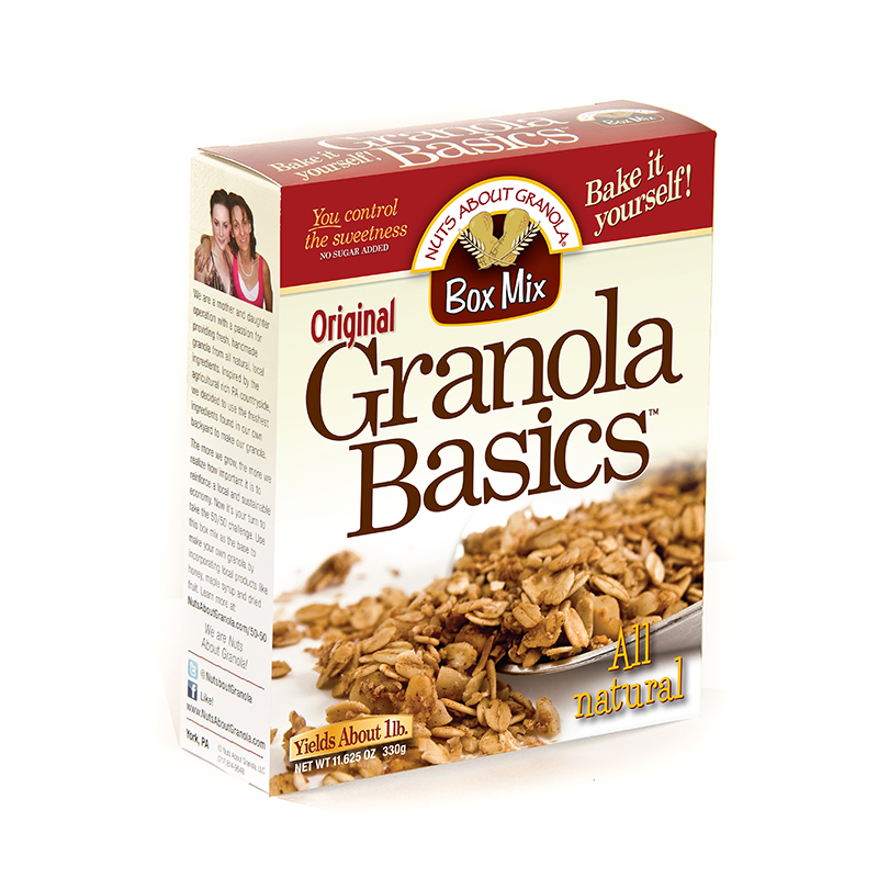 Shop Granola Baking Mixes