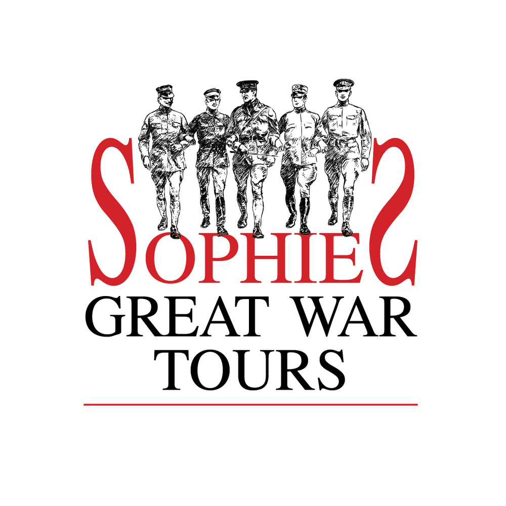 Sophies Great War Tours logo.jpg
