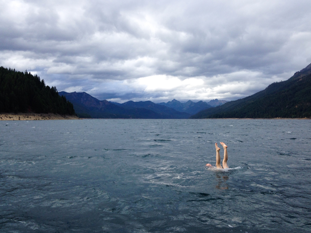 Lake Kachess Legs