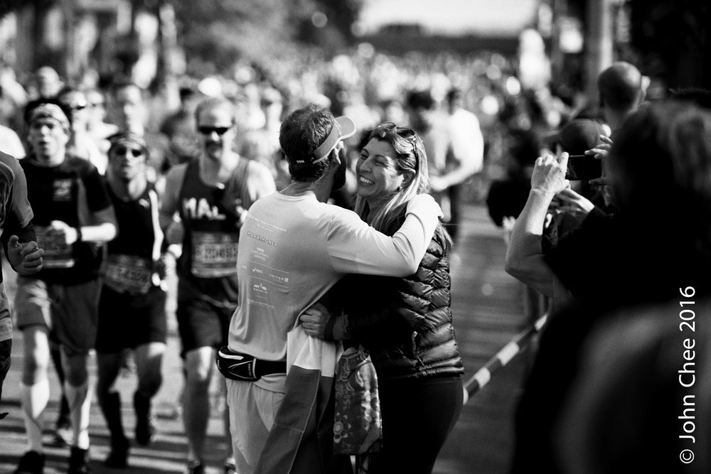 Series: Inspired (2/9) - Family, NYCMarathon (2016)
