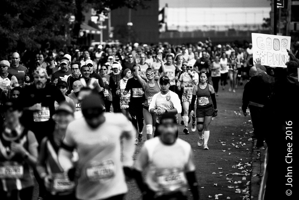 Series: Inspired (5/9) - Energy, NYC Marathon