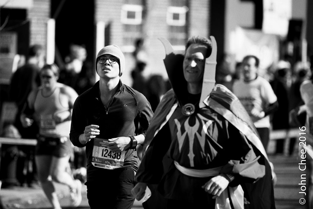 Series: Inspired (8/9) - Spirit, NYC Marathon (2016)