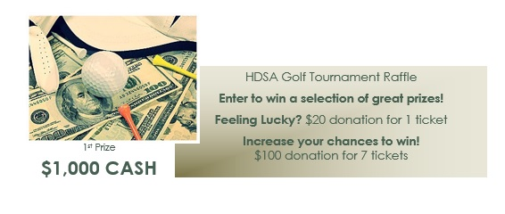 Annual Golf Tournament Coming Soon - More Information Here