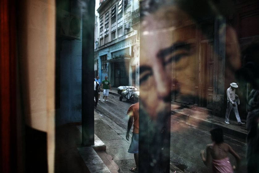 Fidel Castro: A Life in Pictures - Featured on TIME LightBox and published in print