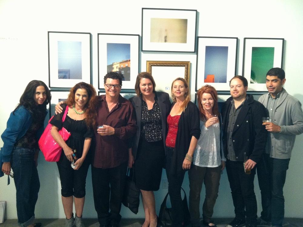 friends at S.M. art studios .JPG