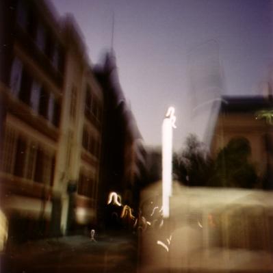 Ghost in Street