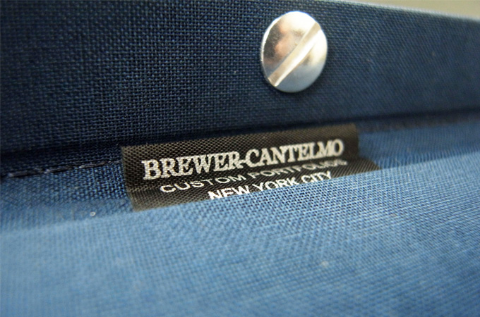 Brewer-Cantelmo Portfolio Label