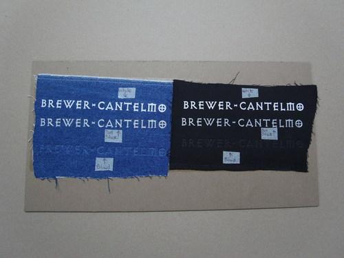denim portfolio books brewer cantelmo