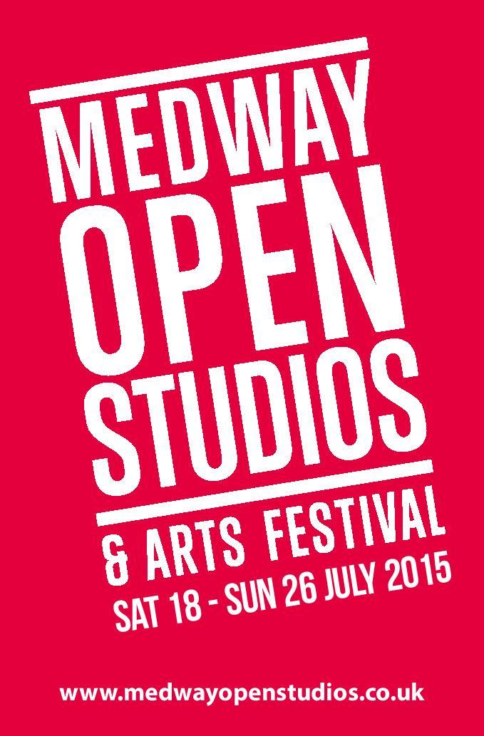 Medway Open Studios 2015