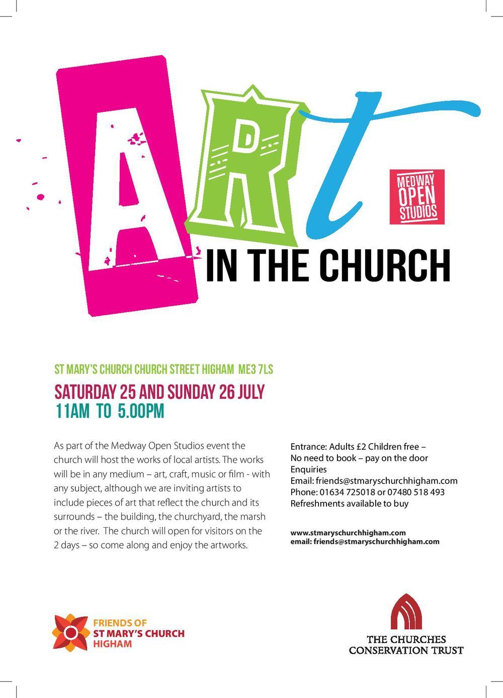 Art in the Church - 2015