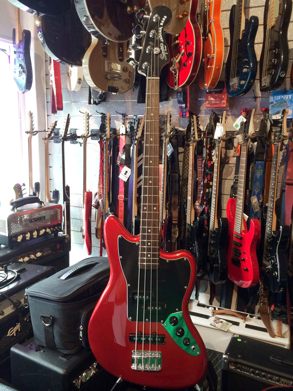 Squier Vintage Modified Jaguar Bass Goodguy S Music Amp Sound