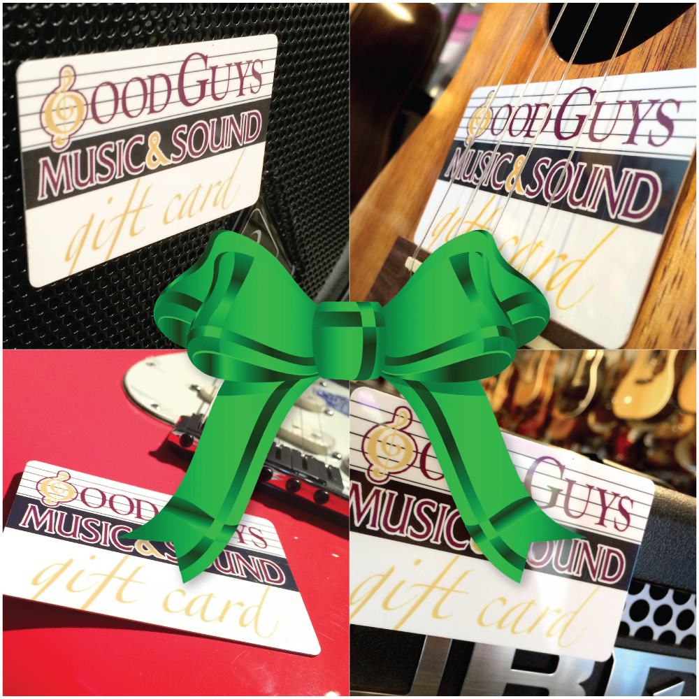 goodguys music & sound gift cards