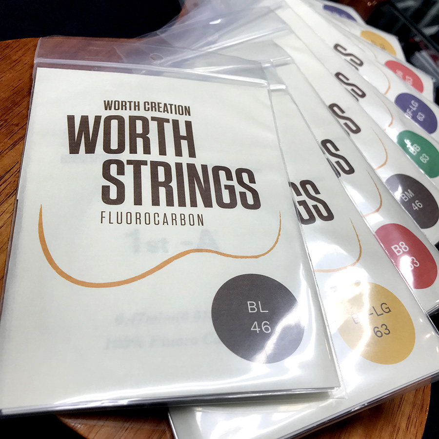 Worth Ukulele String sold at Goodguys Music