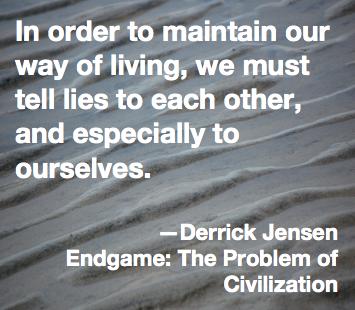 Derrick Jensen quote.png