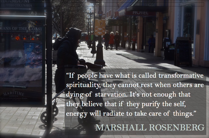 Marshall Rosenberg quote