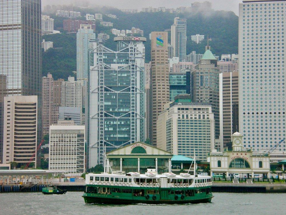 Hong Kong. (C) Remko Tanis