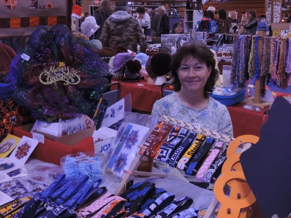 VFW Christmas Bazaar - 2014