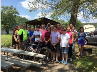 1st Annual New River Bike Ride