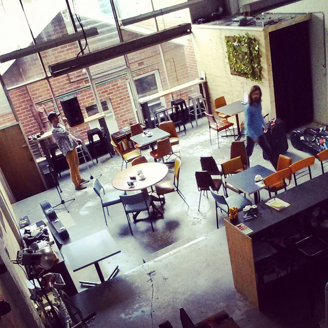 The Analog[ue] Academy is looking to be a pretty sweet venue...