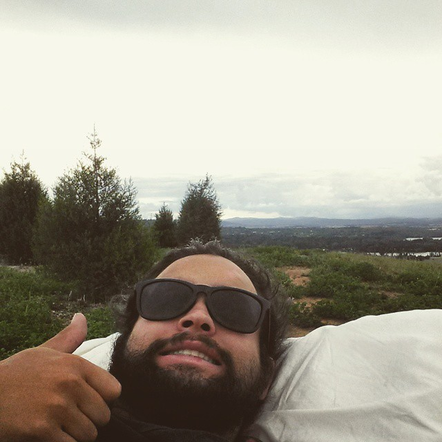 Having a quick nap at the National Arboretum in Canberra before the gig tonight at @smithsalternative doors at 7pm