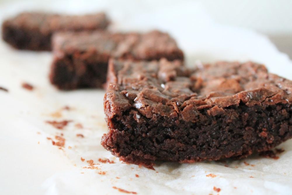 fudgy brownies | roux studio
