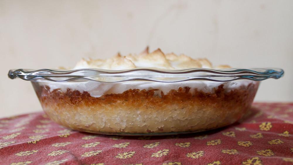 coconut cream pie | roux studio