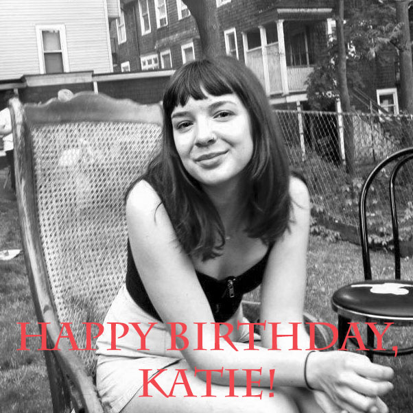 happy birthday, katie | roux studio
