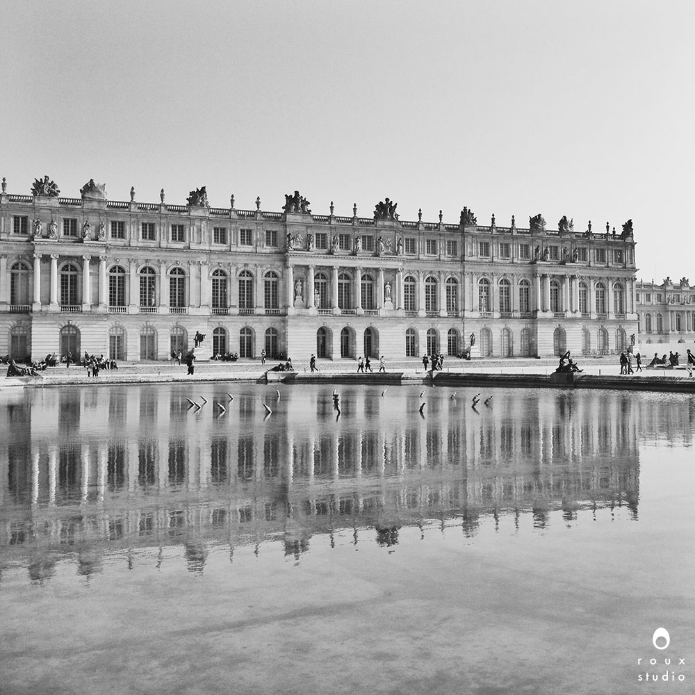 palace of versailles  versailles, france | march 2014