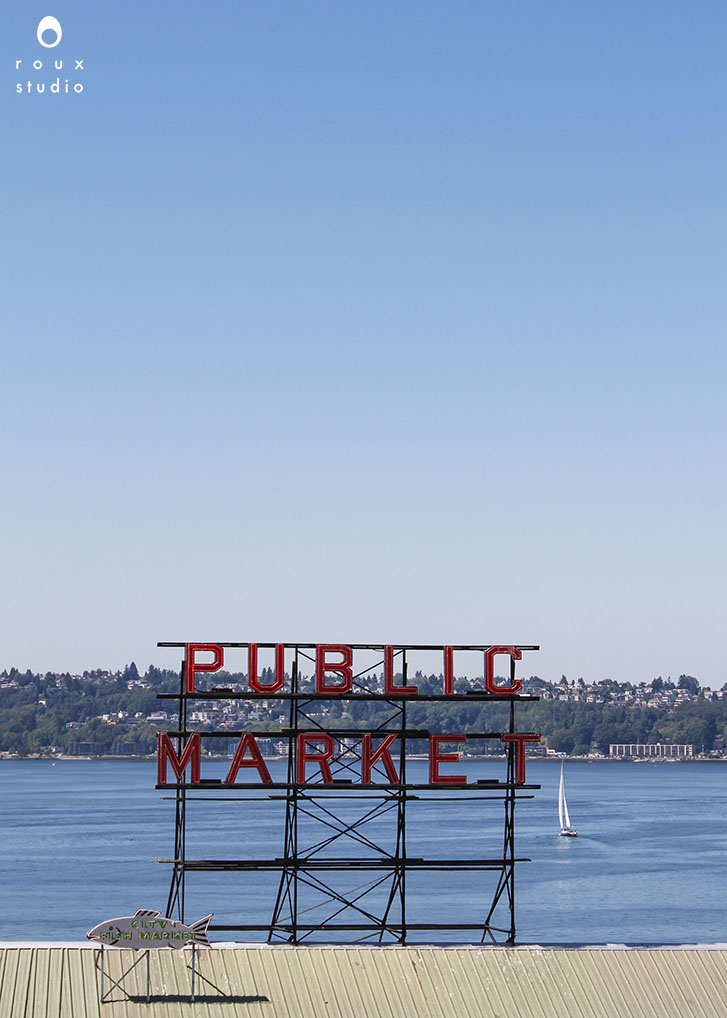 public market  seattle, wa | july 2014