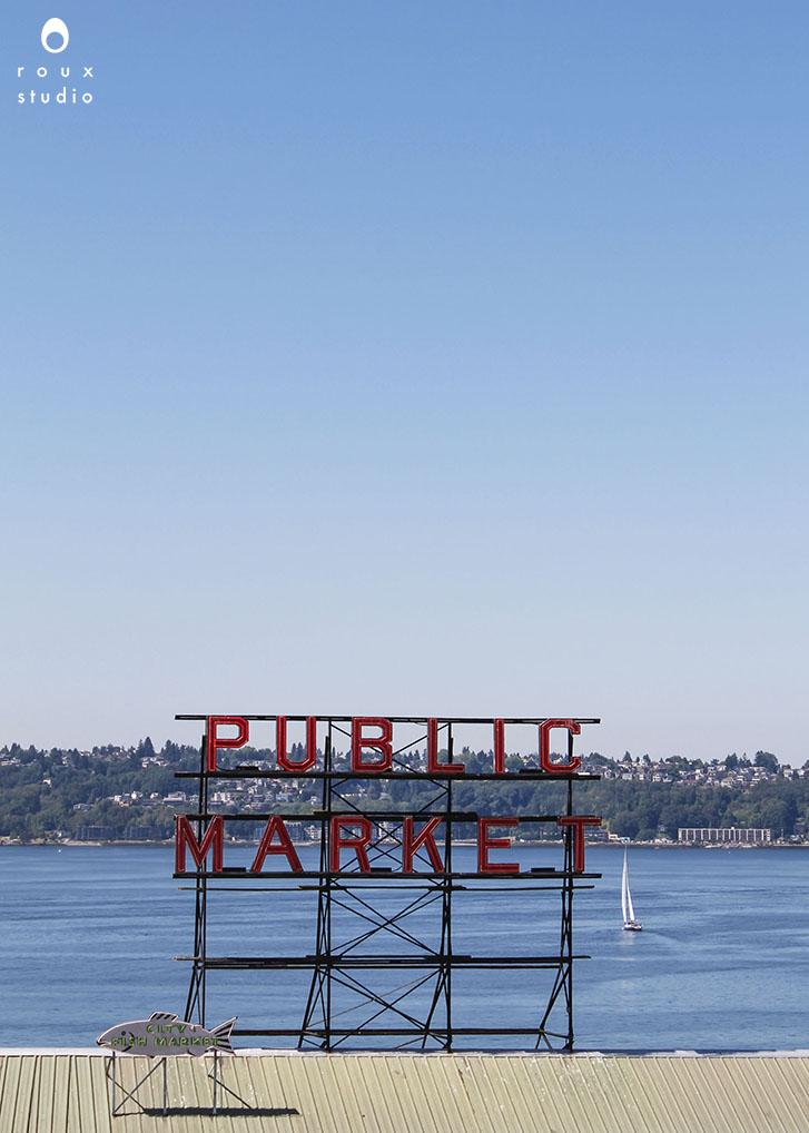 public market  seattle, wa | july 2014