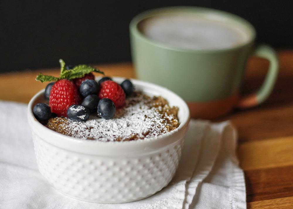 oatmeal brûlée | roux studio