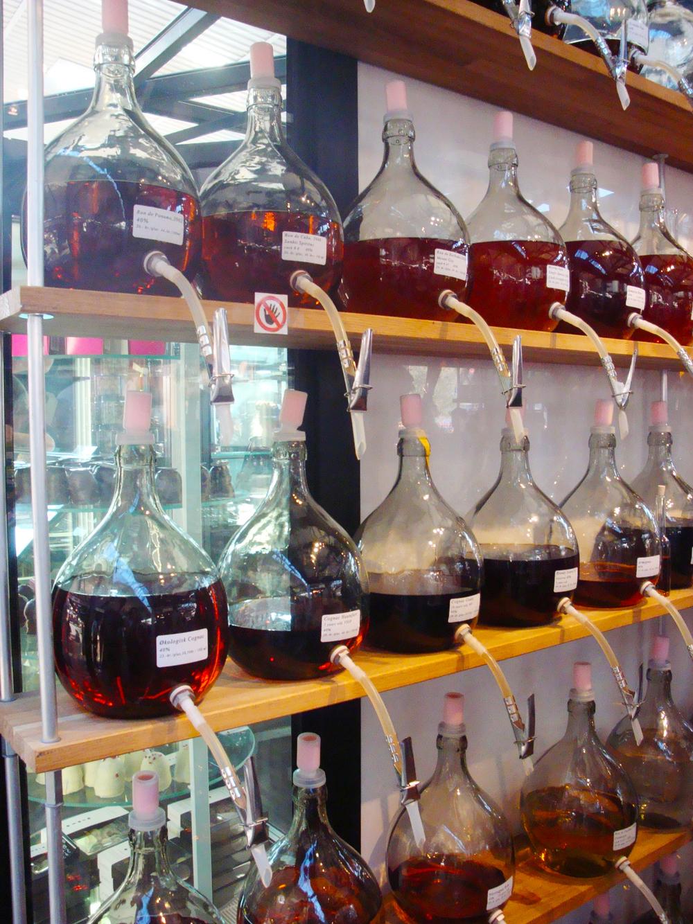 It's not ice tea...it's whiskey!