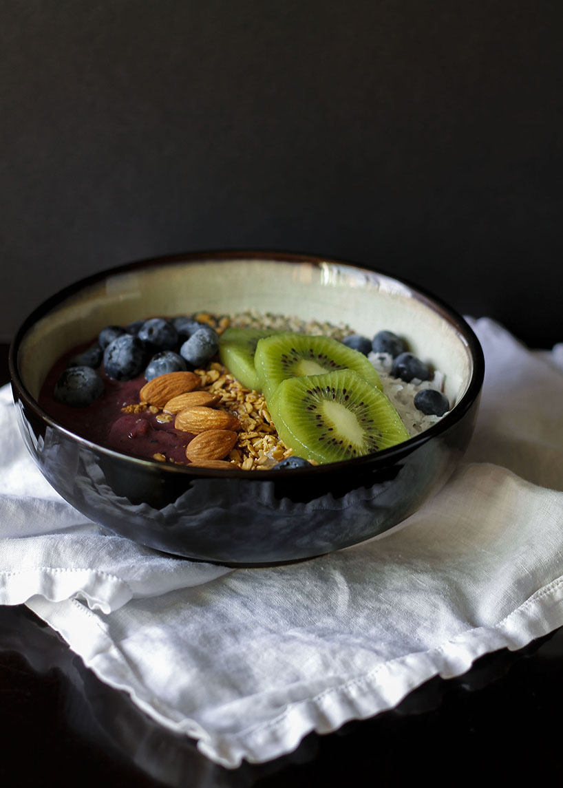 Açaí Berry Bowl
