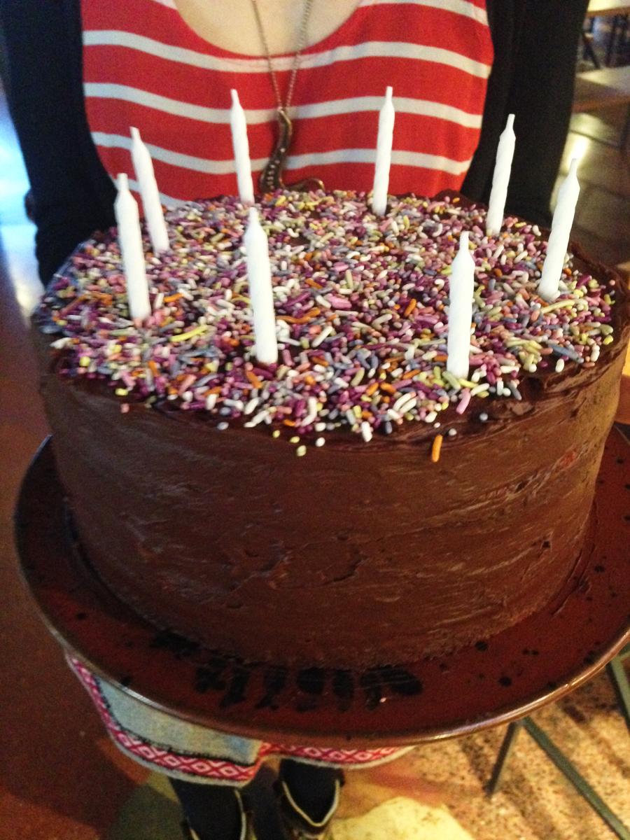 Cake Trial 2