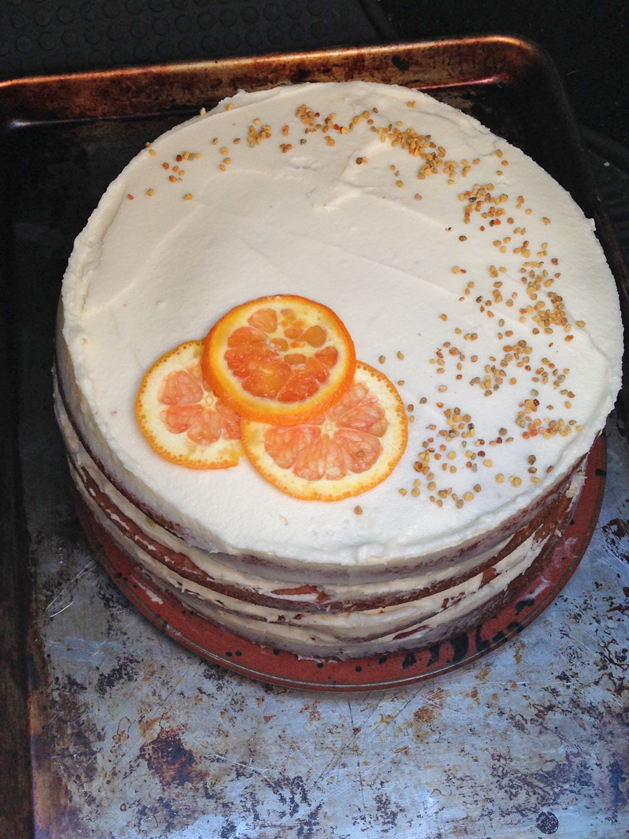 Cake Trial 3