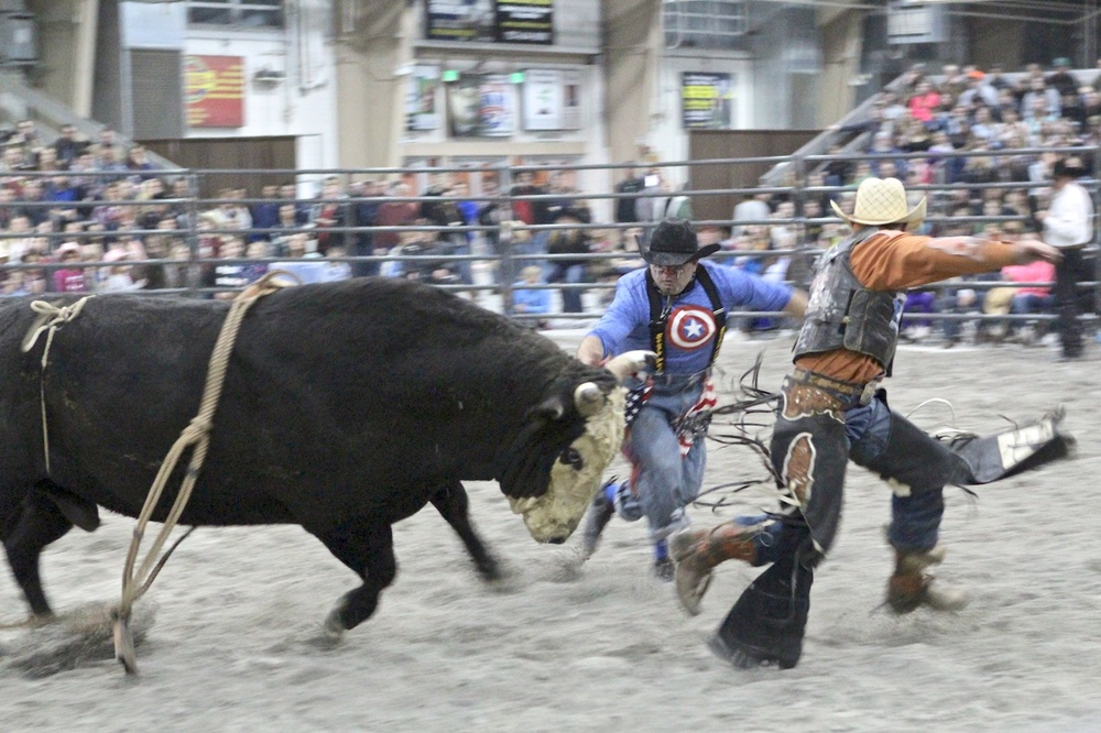 Bullfighter to the Rescue