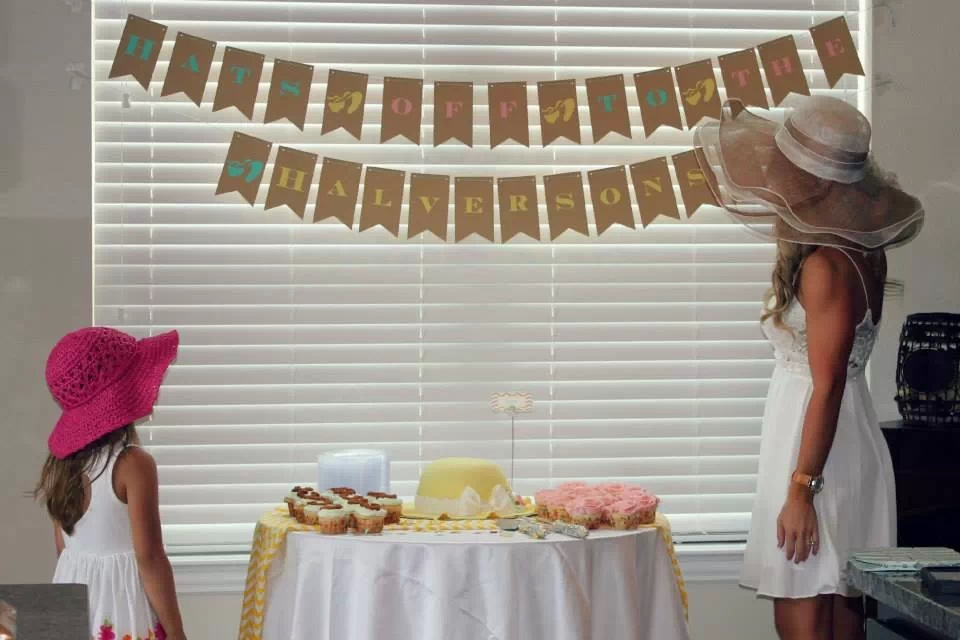 Hat's Off - Derby Themed Bridal Shower