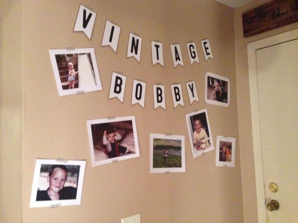 Vintage Bobby