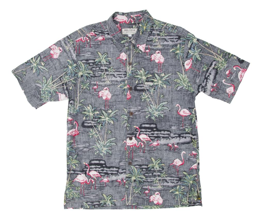 Flamingos // ironandresin.com