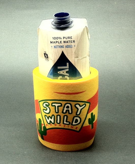 More about these official Stay Wild coozies soon.
