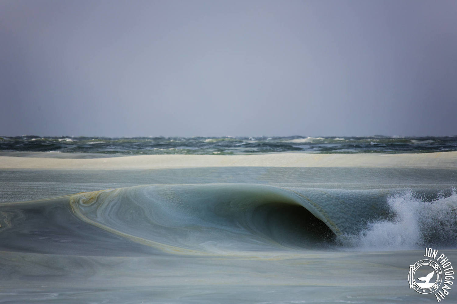 Freezing Waves Photography by Jonathan Nimerfroh