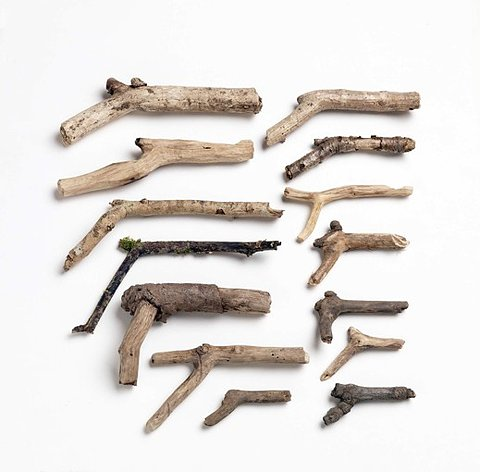 Nerf is for baby gun nuts who don't give an eff about the environment. Give the kids driftwood guns! It'll be good for their imaginations and gooder for the planet.