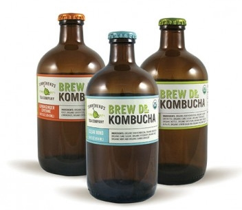 A nice bottle of Brew Dr. Kombucha is nice, so why not gift a whole freaking case! Read all about this beautiful and strange brew here>>>