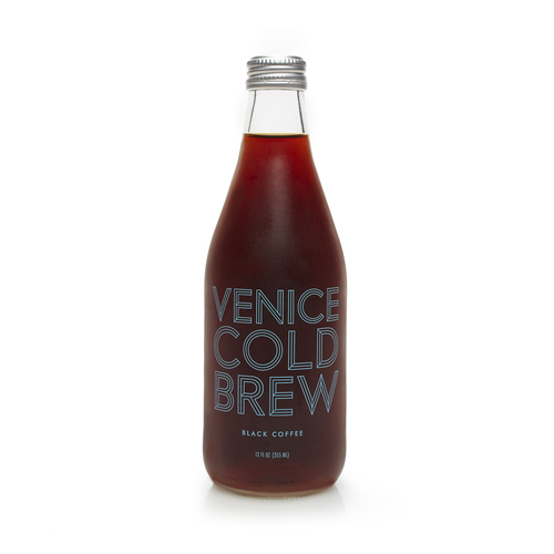 Venice Cold Brew  makes the cleanest & strongest coffee. Don't believe us? Go drink a bottle of this black lightning!